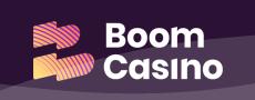 logo de casino boom