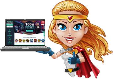 site Web de jackpot jonny avec offres de bonus et jeux