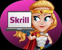 Methode de paiement Skrill