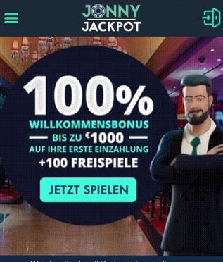 Jouez au casino Jonny Jackpot maintenant