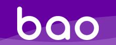 logo de casino bao