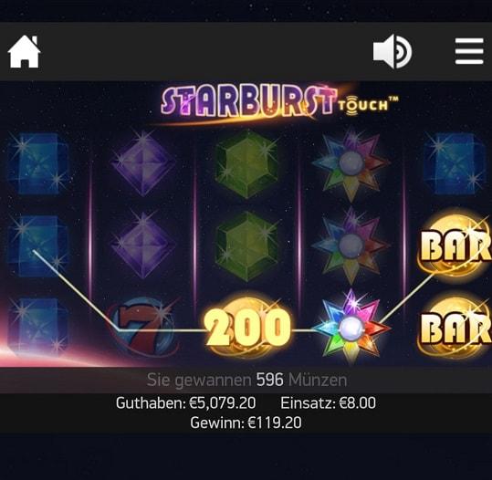 casino dieux starburst