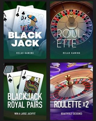 table de casino nitro et roulette de jeux de cartes