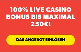 bonus de casino en direct rizk