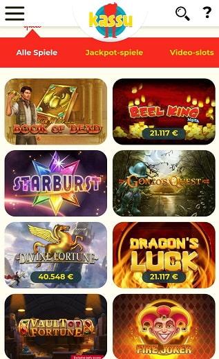 jeux de casino kassu