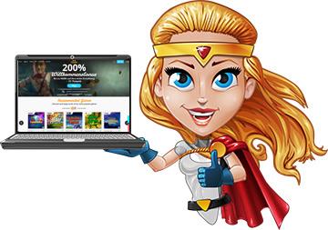 application de site Web casimba