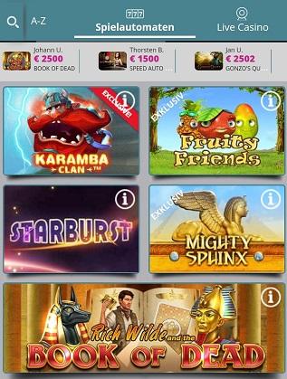 jeux de casino karamba