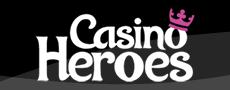 logo de heros de casino