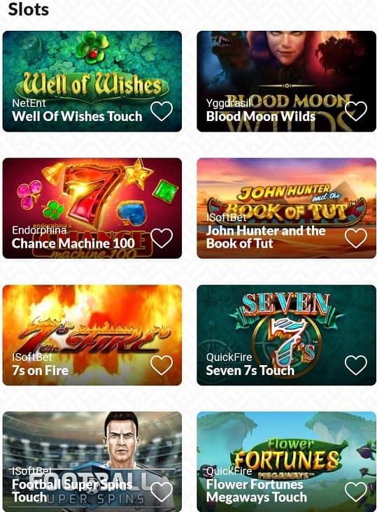 machines a sous de casino instantwest