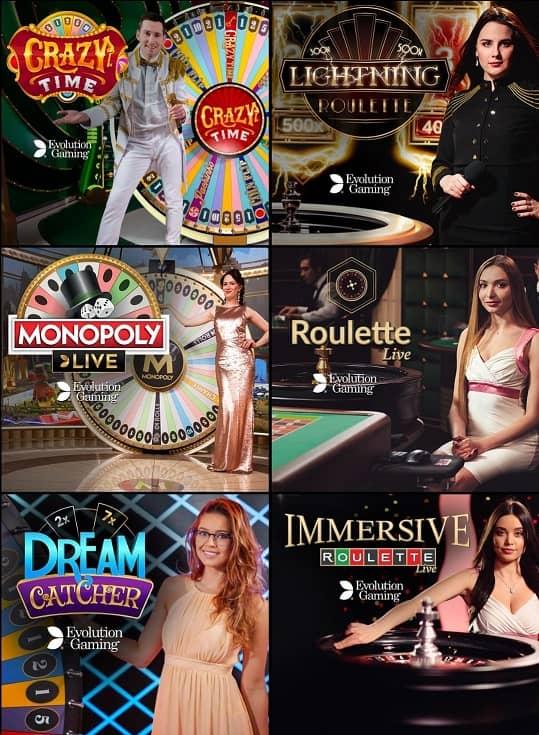 casino en direct voodoodreams