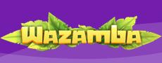 logo du casino wazamba