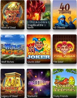 jeux de casino neptune