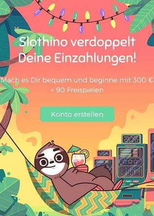 bonus de slothino
