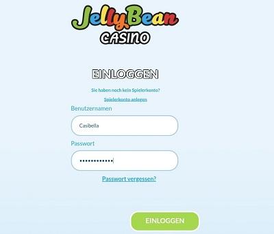 jelly bean login login