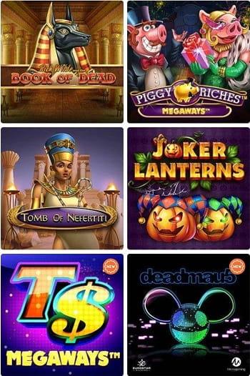 jeux de casino vegas slotty