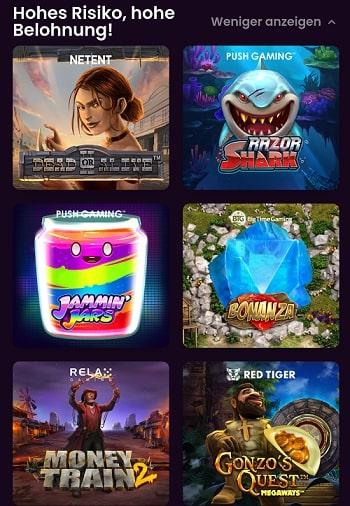 jeux de casino boom