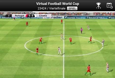 cyber 3077 sports virtuels