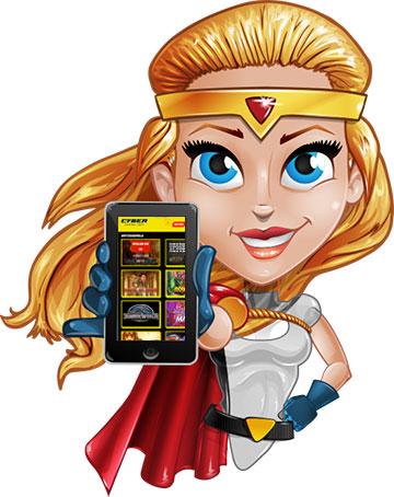 mobile de casino cyber 3077