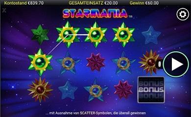 machine a sous de casino starmania